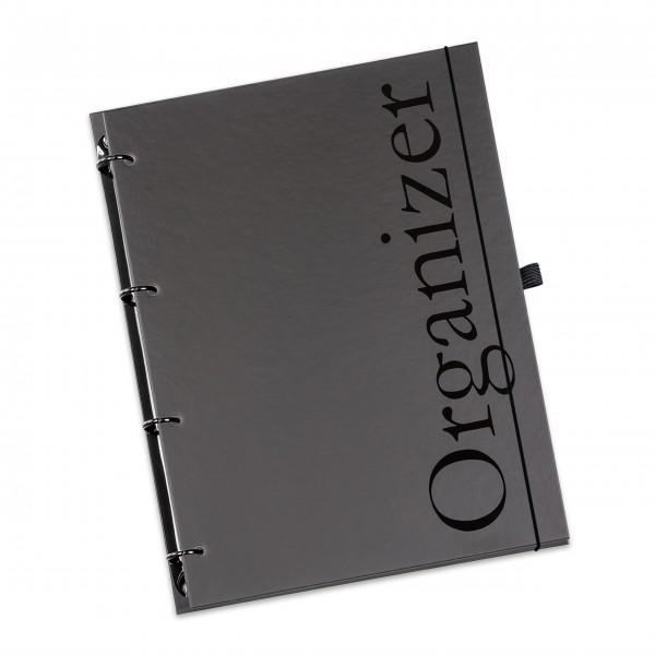 "flexiNotes® ORGANIZER A5 ""Organizer"" 2021"