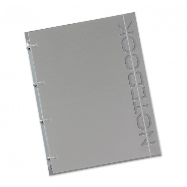 "flexiNotes® NOTIZBUCH A4 ""Notebook"""